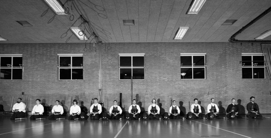 WaShinKan Kendo Tilburg group picture